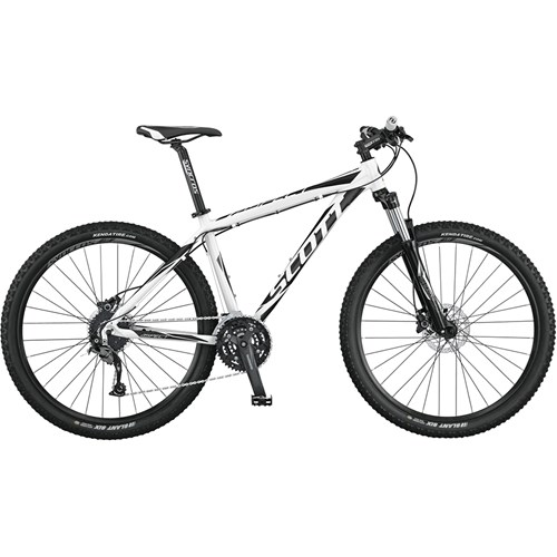 Scott Aspect 740 White Black/Black 2015