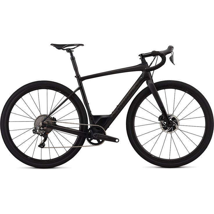 Specialized Diverge Men S-Works Di2 Satin Carbon/Gloss Black