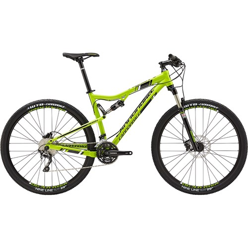 Cannondale Rush 29 2 Grn 2015