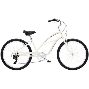 Electra Cruiser 7D Ladies Pearl White 2019