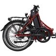 Ecoride Flexible Röd