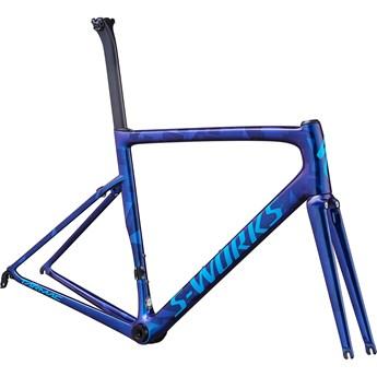 Specialized Tarmac SL6 S-Works Frameset Gloss Chameleon/Cyan Blue