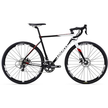 Giant TCX SLR 2 Black/White/Red 2016