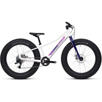 Specialized Fatboy 24 Gloss White/Pink/Deep Fuschia/Deep Indigo
