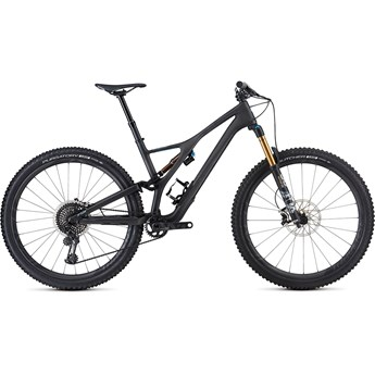Specialized S-Works Stumpjumper FSR Men Carbon 29 Satin/Carbon/Storm Grey