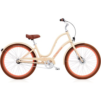 Electra Townie Balloon 7i EQ Ladies Nude 2019