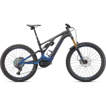 Specialized Levo S-Works Carbon Nb Blue Ghost Gravity Fade/Black/Light Silver 2022
