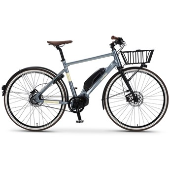 Ecoride Pure 8-Gear Grey-Yellow 2019