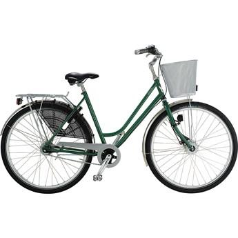 Skeppshult Nova Comfort 8 Grön Is Damcykel