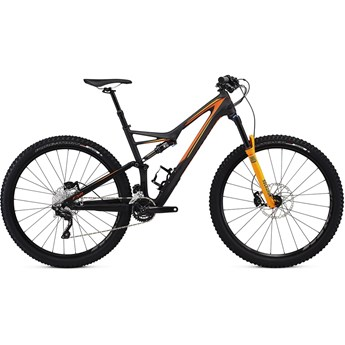 Specialized Stumpjumper FSR Comp Carbon 29 Satin Black/Gallardo Orange/Moto Orange