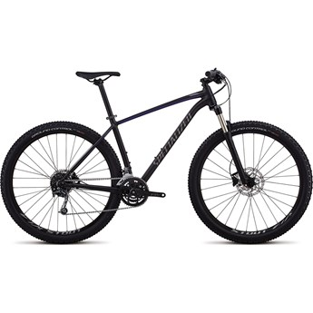 Specialized Rockhopper Men Expert 29 Satin Gloss Tarmac Black/Ac Blue/Charcoal 2018