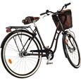 Skeppshult Natur Premium 7 Damcykel Rik Choklad