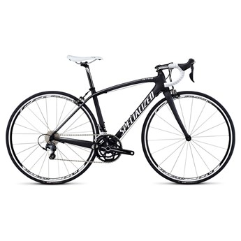 Specialized Amira Comp Ultegra C2 Silver/Materialfärg