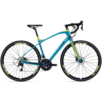 Giant AnyRoad CoMax Turquoise