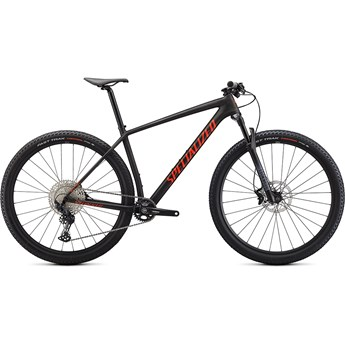 Specialized Epic HT Satin Carbon/Rocket Red