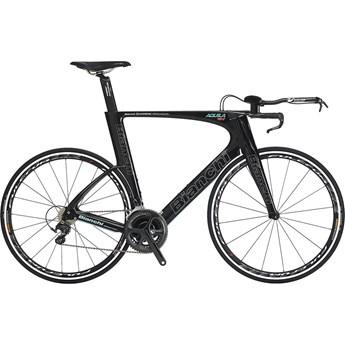 Bianchi Aquila CV TT Ultegra Black Matt/Celeste/Titan Outline Glossy