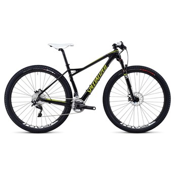 Specialized Fate Expert Carbon 29 Materialfärg/Hypergrön/Vit