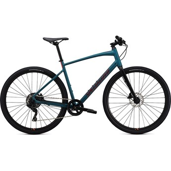 Specialized Sirrus X 2.0 Dusty Turquoise/Black/Rocket Red 2020