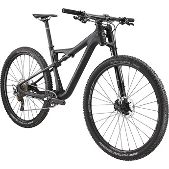Cannondale Scalpel-Si Carbon 3 Jet Black with Nearly Black and Charcoal Gray, Matte