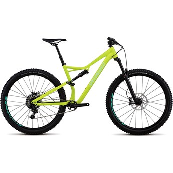Specialized Stumpjumper FSR Comp 29 Gloss Hyper/Mint Clean