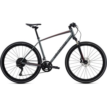 Specialized Crosstrail Expert Int Charcoal/Candy Red/Black