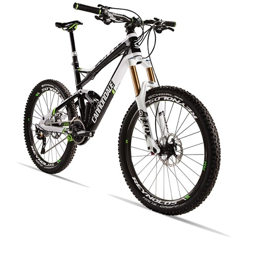 Cannondale Jekyll Carbon 1 BLK