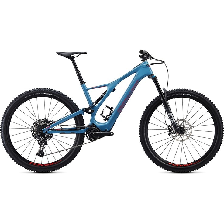 Specialized Levo SL Comp Carbon Storm Grey/Rocket Red