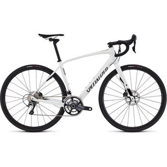 Specialized Diverge Expert CEN Gloss Dirty White/ Satin Carbon/Martini Stripe