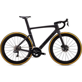 Specialized Venge S-Works Disc Di2 Satin Carbon/Tarmac Black
