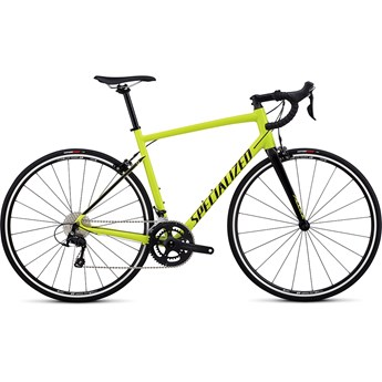 Specialized Allez Elite Gloss Team Yellow/Tarmac Black 2019