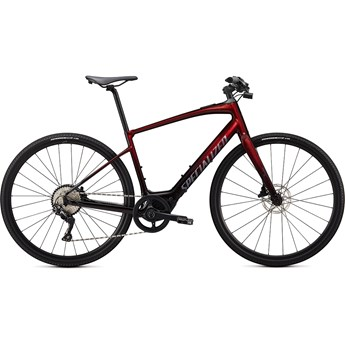 Specialized Vado SL 4.0 Crimson Red Tint/Black Reflective