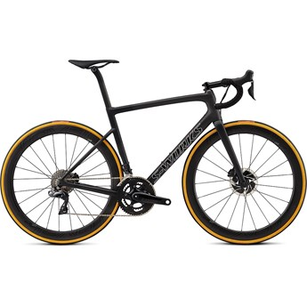Specialized S-Works Tarmac Men SL6 Disc Di2 Satin Black/Silver Holo/Clean
