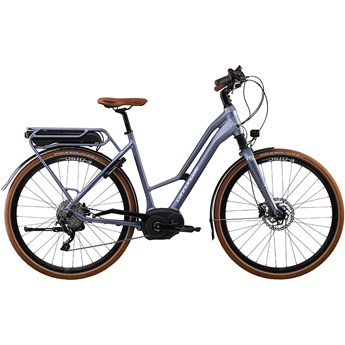 Cannondale Mavaro Performance 3 Womens Satin Blue Steel with Fine Silver and Charcoal Grey