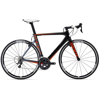 Giant Propel Advanced 1 Comp/White/Silver