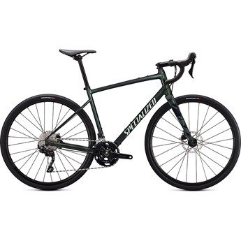 Specialized Diverge E5 Elite Gloss Oak Metallic Green/Spruce/Chrome/Wild Ferns