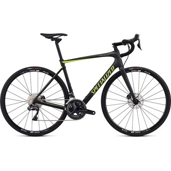 Specialized Roubaix Comp UDi2 Satin Carbon/Hyper 2019