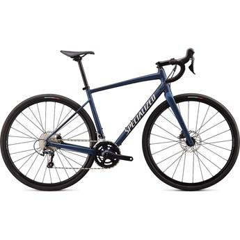 Specialized Diverge E5 Elite Satin Navy/White Mountains Clean