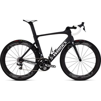 Specialized S-Works Venge Vias Di2 Satin Project Black