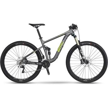 BMC Speedfox 03 SLX/XT Grå, Grå och Grön 2016