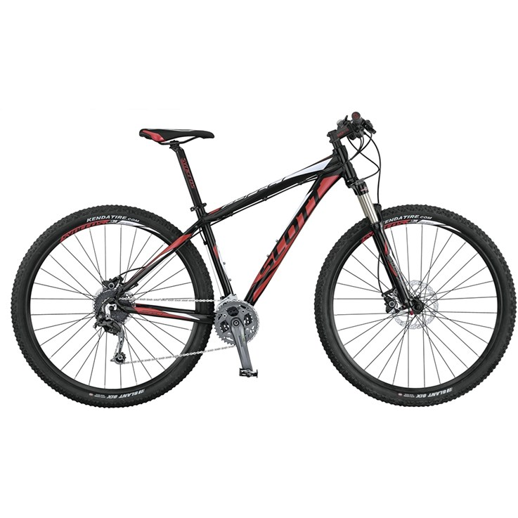 Scott Aspect 930 Black Red/White
