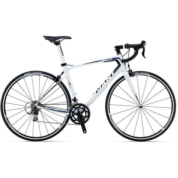 Giant Defy Advanced 2 Tvådelat Kompakt Vevparti