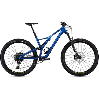 Specialized Stumpjumper FSR Men Comp Carbon 29 12 SPD Gloss Chameleon/Hyper 2019