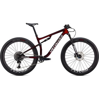 Specialized Epic Expert Gloss Red Tint/White Gold Ghost Pearl