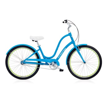 Electra Townie Original 3i Caribbean Blue Ladies