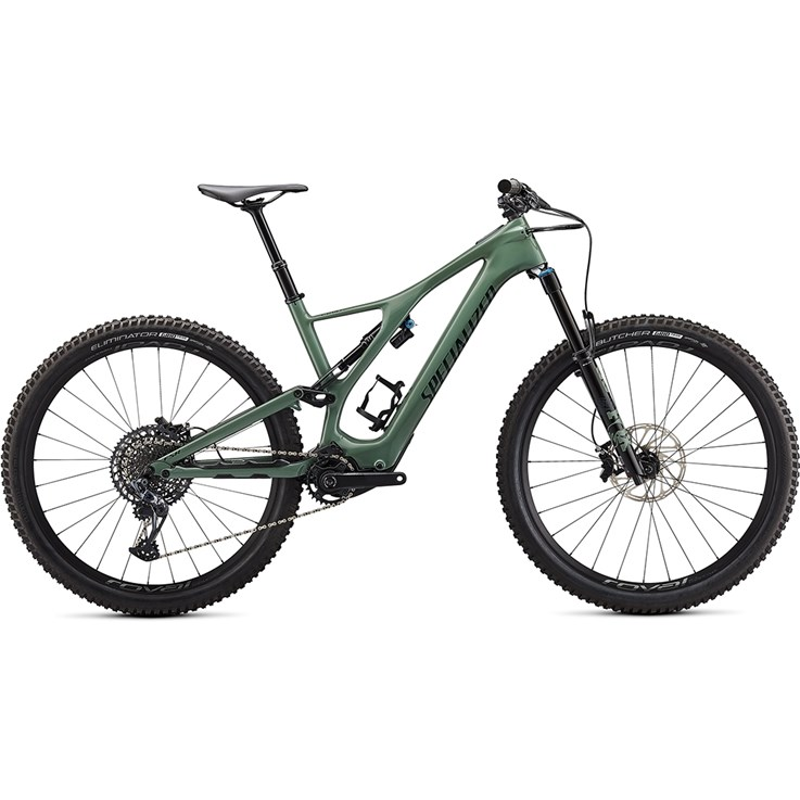 Specialized Levo SL Expert Carbon Gloss Sage/Forest Green 2021