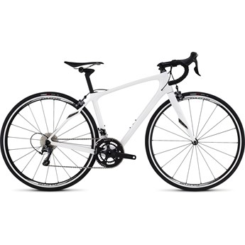Specialized Ruby Comp Gloss Metallic White/White