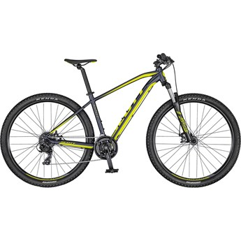 Scott Aspect 970 Dark Grey/Yellow 2020