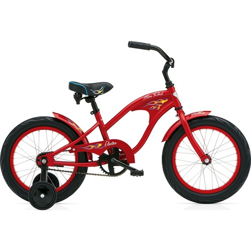 Electra Mini Rod 1 16'' Boy's Red