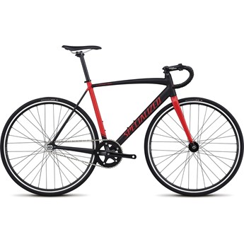 Specialized Langster Black/Flo Red