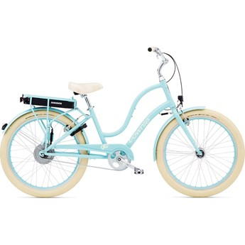 Electra Townie GO! Step Thru Blue Dam